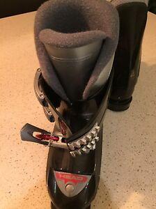 Head  ski boots size 23.5 London Ontario image 4