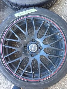 4x100 MSR Rims Stratford Kitchener Area image 7