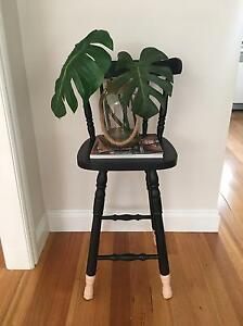 Hallway Chair Bar Stool Timber Upcycled Graceville Brisbane South West Preview