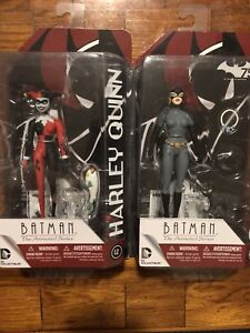Batman Animated Series Action Figures Brand New Mint Condition