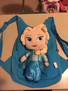 Elsa pack back and Dora soccer ball