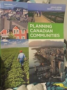 Planning Canadian Communities Textbook
