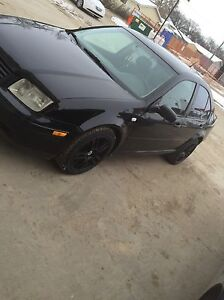 Looking for black mk4 jetta body parts.