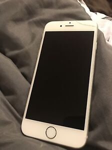 iPhone 6 silver 64g