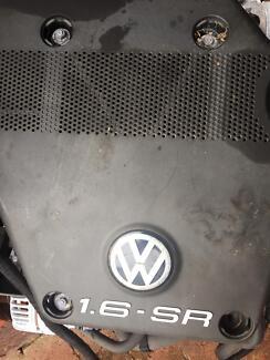 1999 Golf Engine