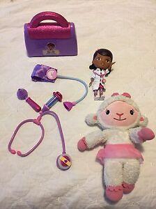 Doc mcstuffing toys