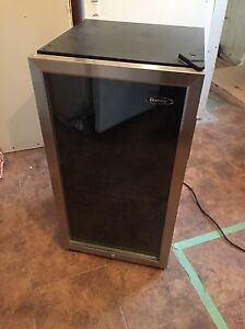 Bar fridge. $100