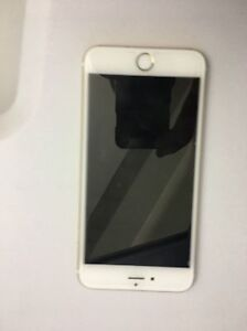 IPhone 6 Plus 64 GB golden unlocked,  cover and screen protector