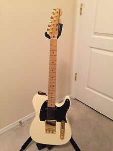 American telecaster with lots of upgrades