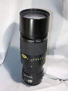 Nikon Manual Focus Lens