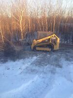 Tree Mulching and Skid Steer Services