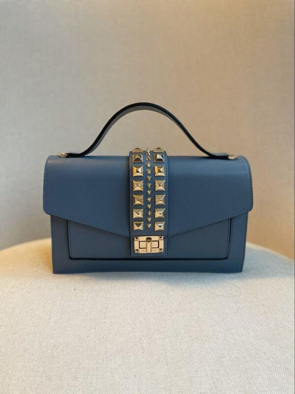 VALENTINO by Mario Valentino Adrienne Palmellato 100%Authentic$1195Made In Italy