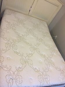 Double mattress and box spring: needs gone asap!! St. John's Newfoundland image 1