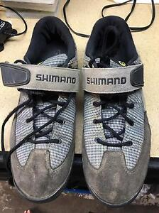 Shimano MTB shoes Frenchs Forest Warringah Area Preview