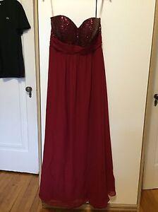 Formal Dress - Christina Wu