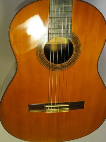 """1967 Hiroshi Tamura """"Venus"""" All-Solid Classical Guitar, Japan, Signed - SUPERB!"""