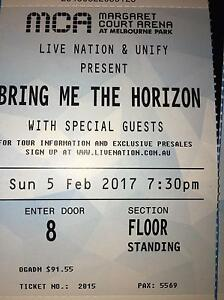 Bring me the horizon Narre Warren South Casey Area Preview