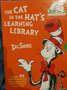 Children's book - The Cat in the Hat's learning library