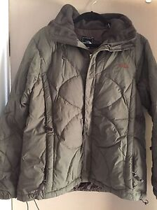 Authentic North Face Down filled (600) jacket. Size L $50