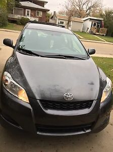 Reduced!!! 2010 Toyota Matrix, All wheel drive.ONLY 96000km