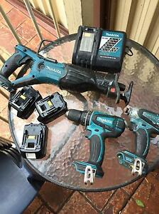 Makita 3pc Kit Ashfield Ashfield Area Preview