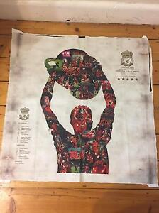LIVERPOOL 2005 CHAMPIONS LEAGUE LIMITED EDITION CANVAS Essendon North Moonee Valley Preview