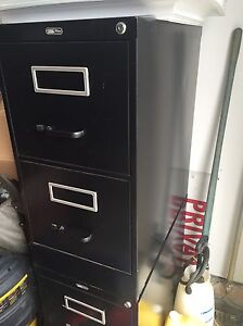 Two 2 drawer Filing cabinets  Strathcona County Edmonton Area image 1