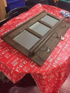 Handcrafted solid pine mirror St. John's Newfoundland image 4