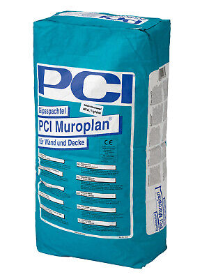PCI Muroplan 5KG Pala Yeso Para Pared y Techo Construcción Seco Cartón...