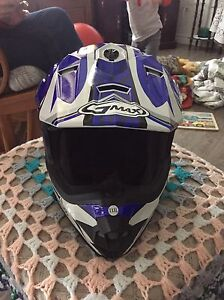4 wheeler/dirt bike helmet