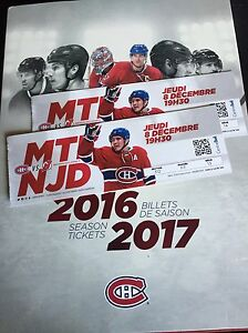 New Jersey Devils vs Montreal Canadiens tickets