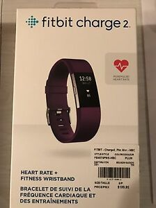 Fitbit Charge 2 Unopened