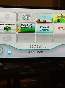 Home brewed wii