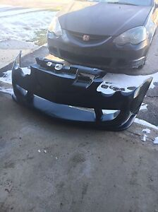 Authentic mugen bumper for 02-04 Acura rsx