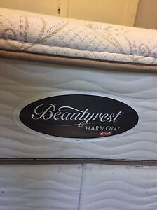 Double mattress and box spring: needs gone asap!! St. John's Newfoundland image 2