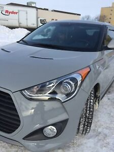 Hyundai Veloster turbo 2013 Manual