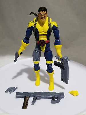 Hasbro Marvel Legends X-Men X-Factor Jim Lee Forge Action Figure