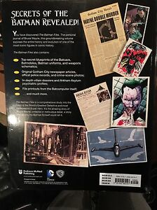 The Batman Files book Windsor Region Ontario image 2