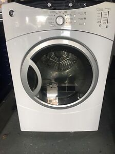 GE electric front load dryer