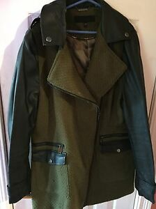 Steve. Madden.ladies jacket size large