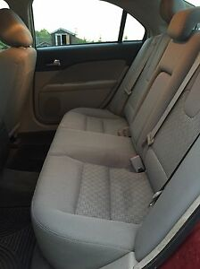 Red Ford Fusion For Sale Edmonton Edmonton Area image 5