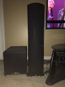 KLIPSCH F-30 PAIR TOWER SPEAKERS PERFECT CONDITION Cambridge Kitchener Area image 3