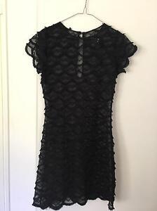 Black Milk Eyelash Dress size M Sumner Brisbane South West Preview