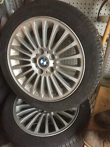 BMW Rims n tires