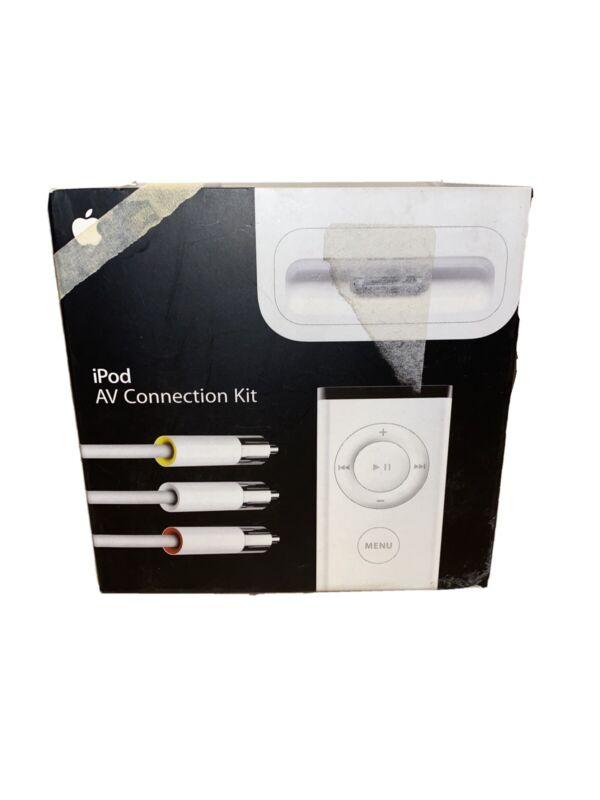 Apple Ipod AV Connector Kit MA242/A