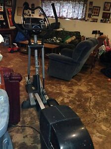 ProForm electric elliptical trainer  Kawartha Lakes Peterborough Area image 1