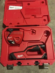 Milwaukee tool scanner