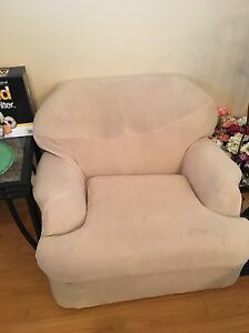 Couch for sale from smoke pet free home