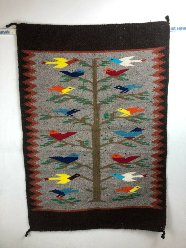 Oaxacan Zapotec Rug