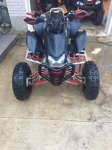 2007 TRX 450r trade for toolbox with tools London Ontario image 9